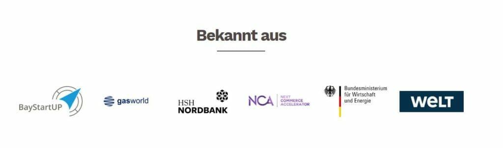 Logo Firmen Referenzen