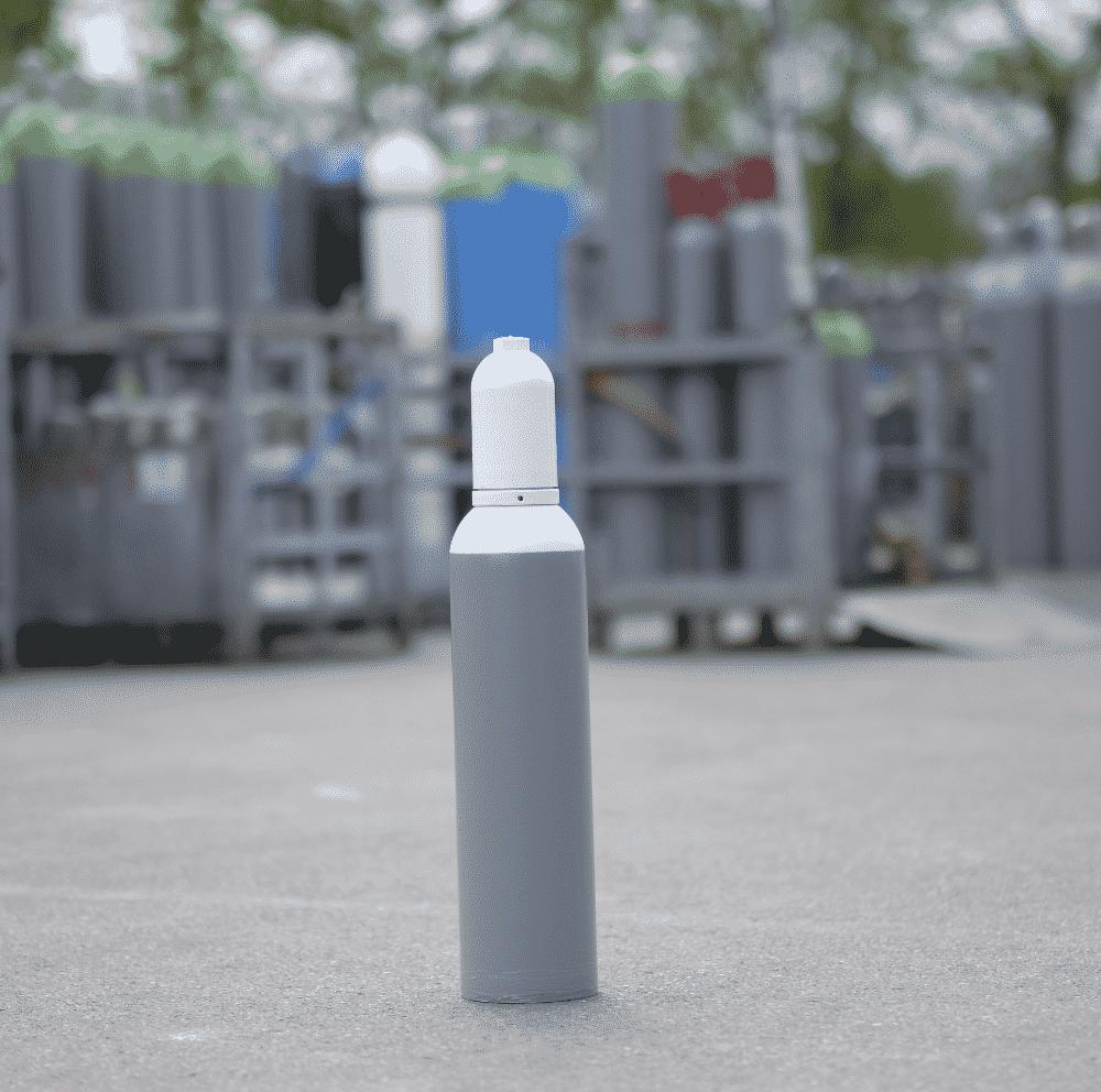 Lagerung und Transport von Gasflaschen