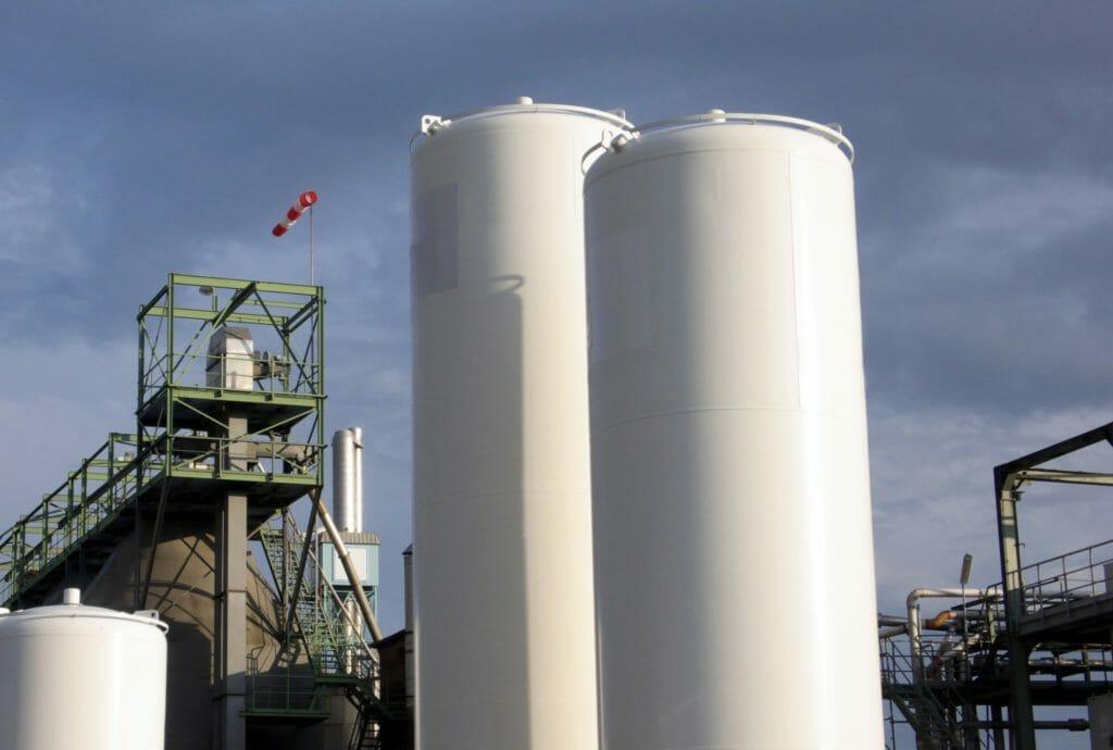 Argon Gastank Industrie