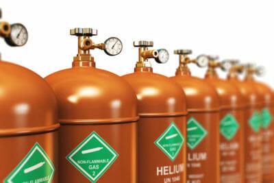 Helium Flaschen