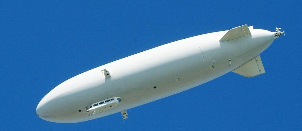 Helium Zeppelin